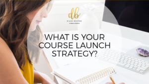 Course launches